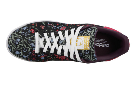BUTY ADIDAS ORIGINALS STAN SMITH FLOWER S77347