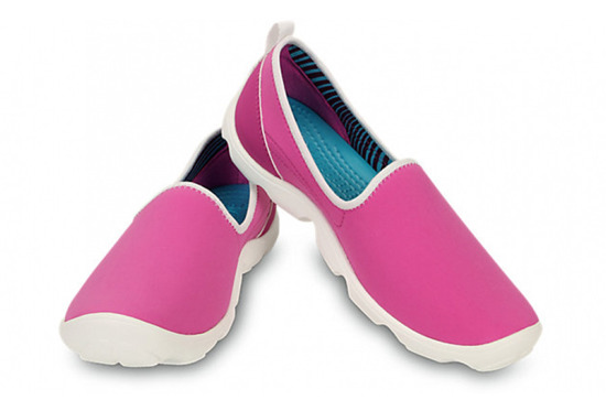 BUTY CROCS DUET BUSY DAY SKIMMER 14698 VIOLET