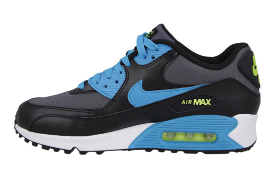 BUTY NIKE AIR MAX 90 MESH (GS) 724824 004