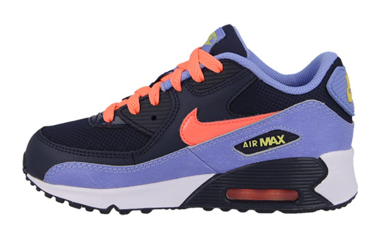BUTY NIKE AIR MAX 90 MESH (PS) 724856 408