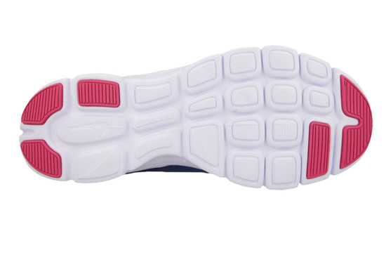 BUTY NIKE FLEX EXPERIENCE LEATHER (GS) 631465 401