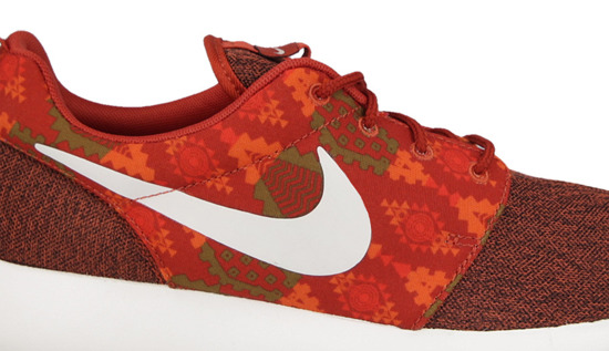 BUTY NIKE ROSHE RUN PRINT PAST RUNNERS 655206 612