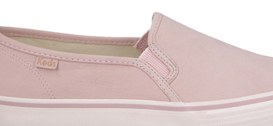 DÁMSKÉ BOTY KEDS DOUBLE DECKER WASHED LEATHER WH54679