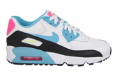 WOMEN'S SHOES NIKE AIR MAX 90 MESH (GS) 833340 104