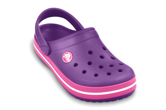 CHILDREN'S SHOES CROCS CROCBAND 10998 DAHLIA