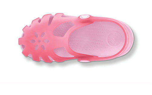 CHILDREN'S SHOES CROCS SANDALS SHIRLEY 11234 Pink