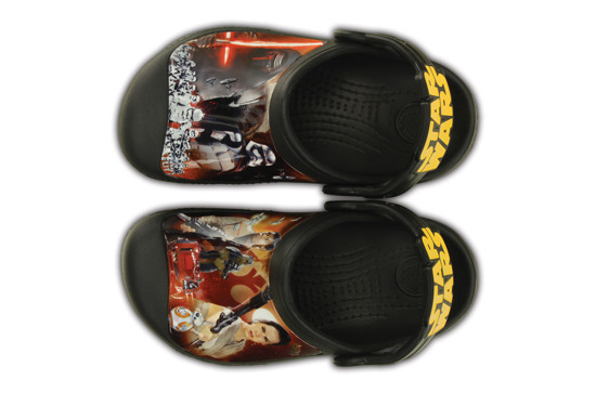 CHILDREN'S SHOES CROCS STAR WARS 202172 MULTI