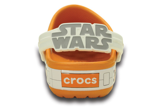 CHILDREN'S SHOES CROCS STAR WARS HERO 202171 MULTI