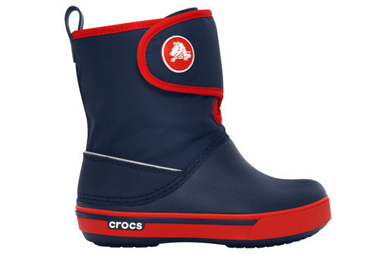 CROCS SHOES CROCBAND GUST BOOT SNOW BOOTS 12905 navy