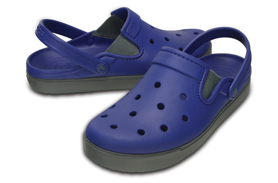CROCS SHOES FLIP-FLOPS CITILANE CLOG CERULEAN BLUE 201831