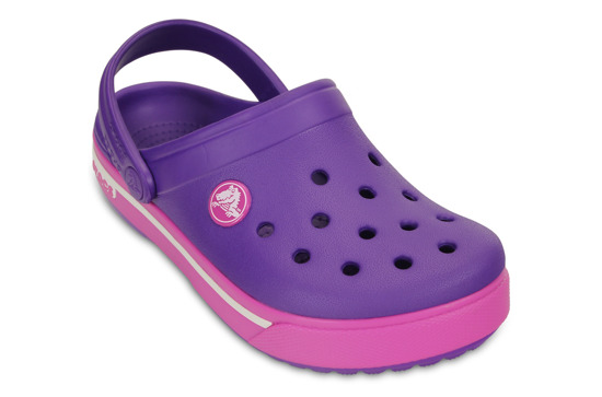 CROCS SHOES FLIP-FLOPS CLOG CROCBAND II.5 12837 PURPLE
