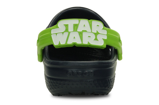 CROCS SHOES FLIP-FLOPS STAR WARS MASTER YODA 201502