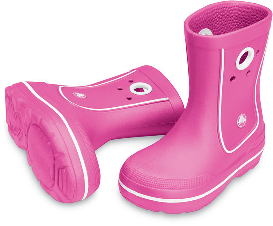 CROCS SHOES WELLINGTONS 11018 FUCHSIA