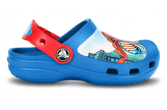 CROCS SUPERMAN 14017 BLUE