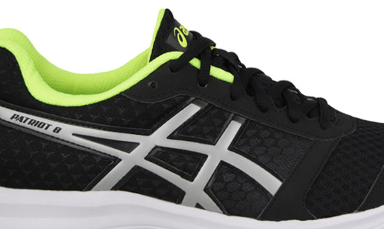 MEN'S SHOES ASICS PATRIOT 8 T619N 9993