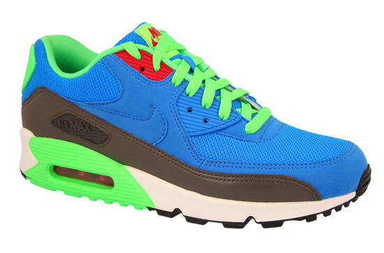 MEN'S SHOES  NIKE AIR MAX 90 ESSENTIAL 537384 404