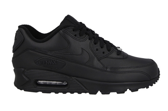 MEN'S SHOES NIKE AIR MAX 90 LEATHER 302519 001