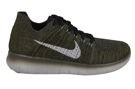 MEN'S SHOES NIKE FREE RUN FLYKNIT 831069 301