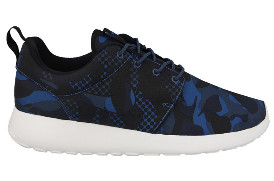 MEN'S SHOES NIKE ROSHE ONE PRINT 655206 404