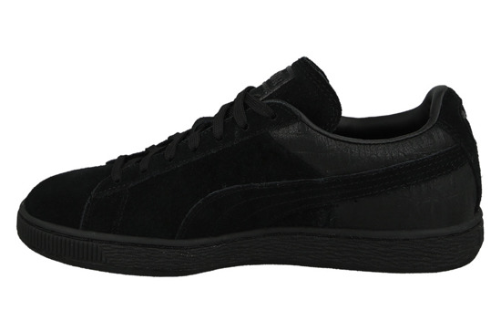 MEN'S SHOES PUMA SUEDE CLASSIC CASUAL EMBOSS 361372 01