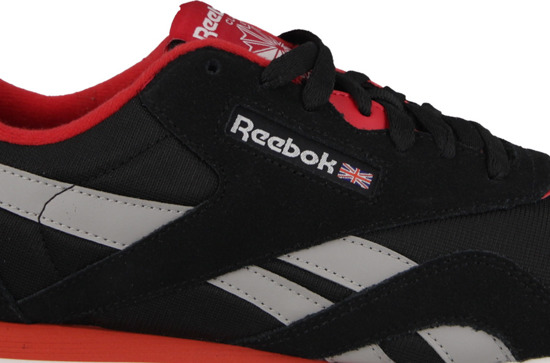 MEN'S SHOES REEBOK CLASSIC NYLON TS AR2778