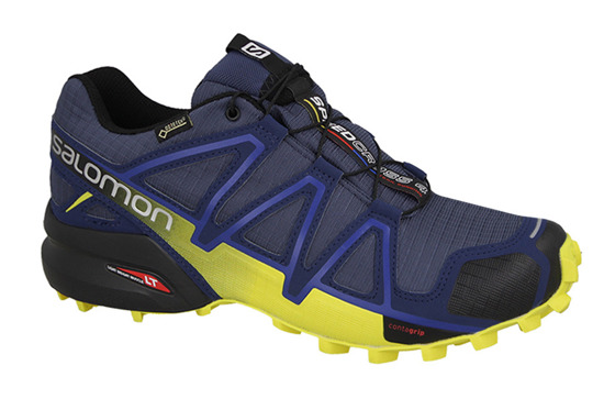 MEN'S SHOES SALOMON SPEEDCROSS 4 GORE TEX 383118