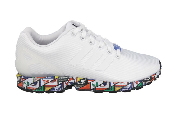 WOMEN'S SHOES ADIDAS ORIGINALS ZX FLUX AF6390.D