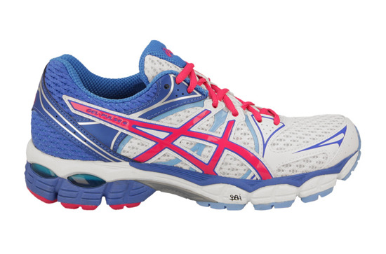 WOMEN'S SHOES ASICS GEL-PULSE 6 T4A8N 0120 RUNNING SHOES