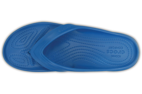 WOMEN'S SHOES CROCS CLASSIC FLIP 202635 ULTRAMARINE