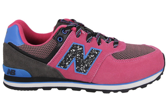 WOMEN'S SHOES NEW BALANCE KL574O7G