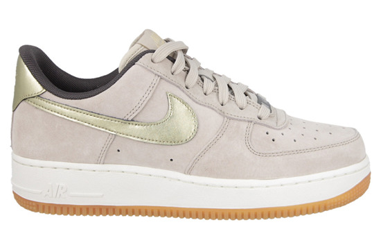 WOMEN'S SHOES NIKE AIR FORCE 1 '07 PREMIUM SUEDE 818595 200