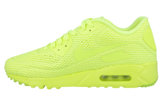 WOMEN'S SHOES NIKE AIR MAX 90 ULTRA BREATHE 725222 700