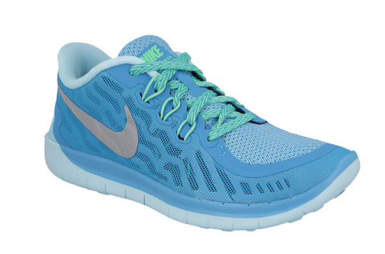 WOMEN'S SHOES  NIKE FREE 5.0 (GS) 725114 404