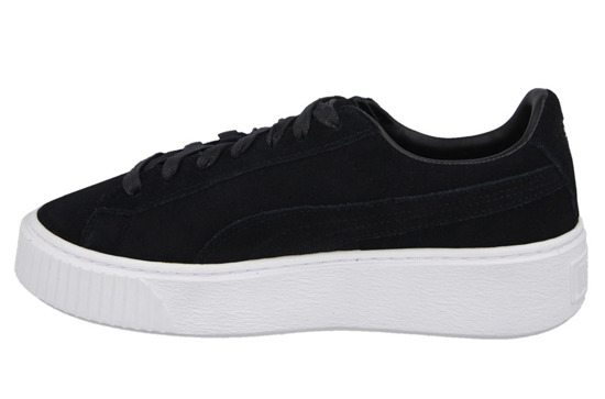 WOMEN'S SHOES PUMA SUEDE PLATFORM 362223 01