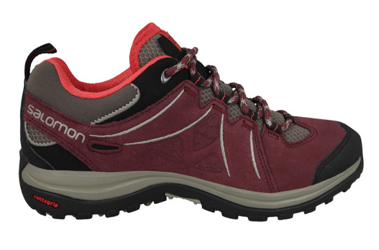 WOMEN'S SHOES SALOMON ELLIPSE 2 LEATHER 378633