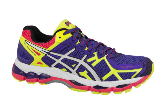 WOMEN'S SHOES SHOES ASICS GEL-KAYANO 21 T4H7N 4601 RUNNING SHOES