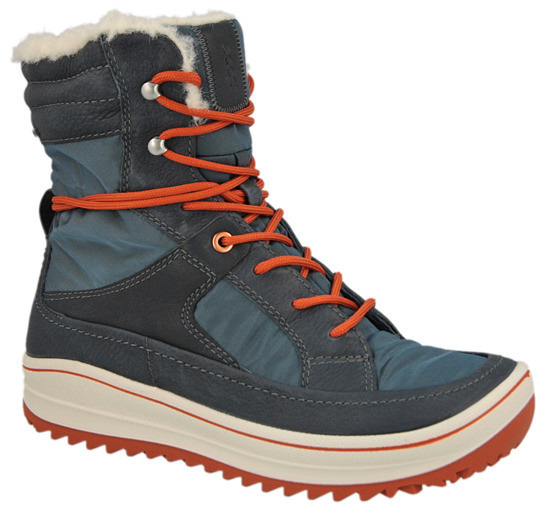 WOMEN'S SHOES SNOW BOOTS ECCO TRACE GTX 235043 54780