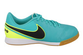 CHILDREN'S SHOES NIKE TIEMPO LEGEND VI IC JR 819190 307