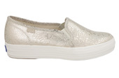 WOMEN'S SHOES KEDS TRIPLE DECKER EXOTIC SHIMMER WH54729