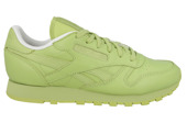WOMEN'S SHOES REEBOK CLASSIC LEATHER FACE STOCKHOLM V69387