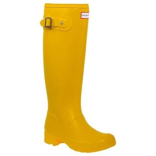 DAMEN SCHUHE HUNTER GUMMISTIEFEL W25065 YELLOW