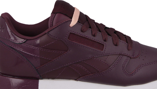 DAMEN SCHUHE REEBOK CLASSIC LEATHER MATTE SHINE AR0851
