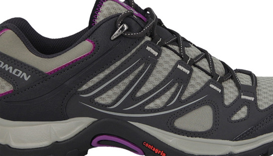 DAMEN SCHUHE  SALOMON ELLIPSE AERO 329780