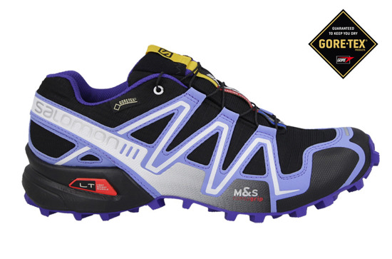 DAMEN SCHUHE SALOMON SPEEDCROSS 3 GTX 369825