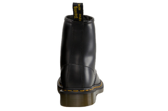 HERREN SCHUHE DR.MARTENS 1460 BLACK SMOOTH