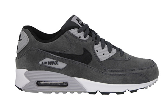HERREN SCHUHE NIKE AIR MAX 90 LEATHER 652980 012