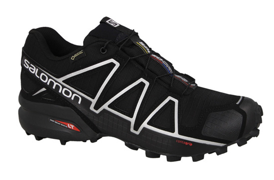HERREN SCHUHE SALOMON SPEEDCROSS 4 GORE TEX 383181