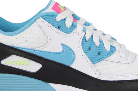 KINDER SCHUHE NIKE AIR MAX 90 MESH (PS) 833341 104