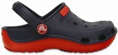 KINDER SCHUHE CROCS DUET WAVE  KIDS NAUTICAL 200367