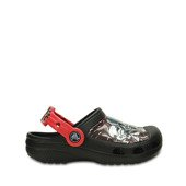 KINDER SCHUHE FLIP-FLOPS CROCS STAR WARS DARTH VADER 201501 SCHWARZ